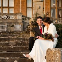 Orchardleigh somerset wedding