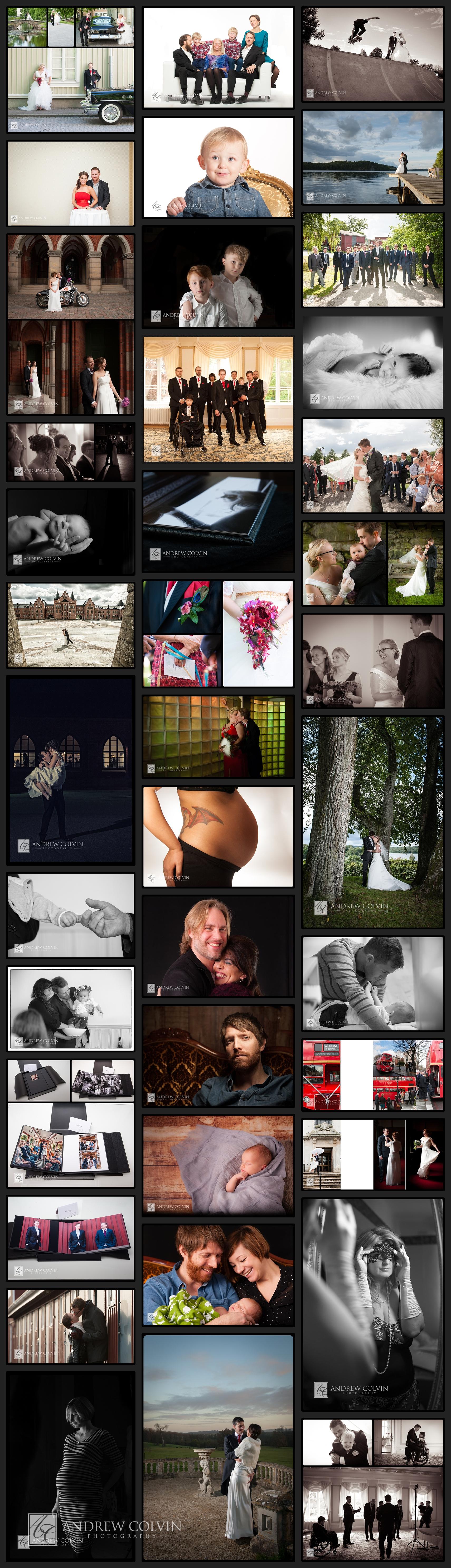 Gothenburg Wedding and portrait photographer