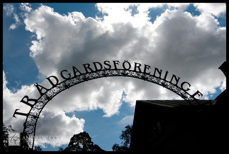 Gothenburg, rosenkafeet