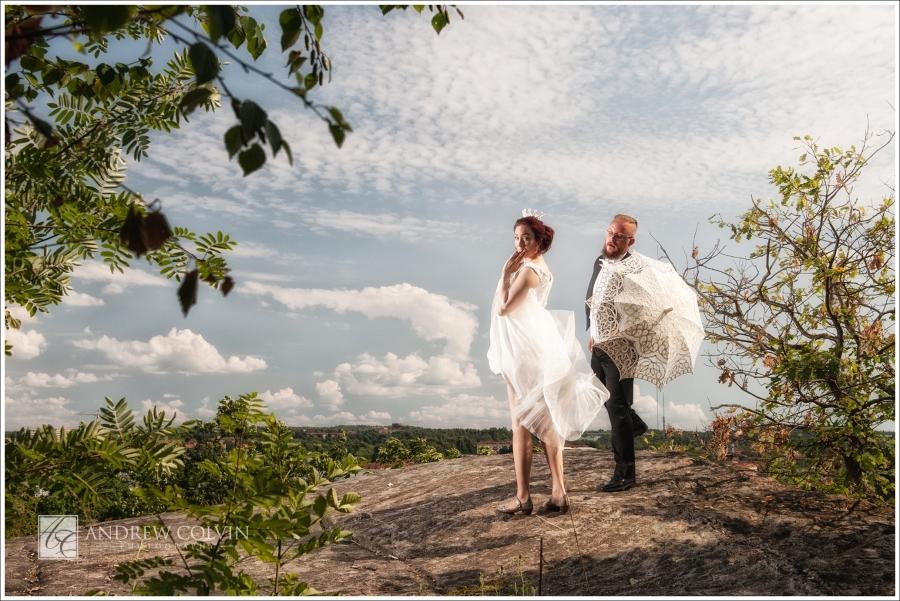Göteborg bröllopsfotograf