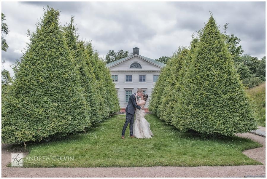 Gunnebo Slott bröllopsfotograf
