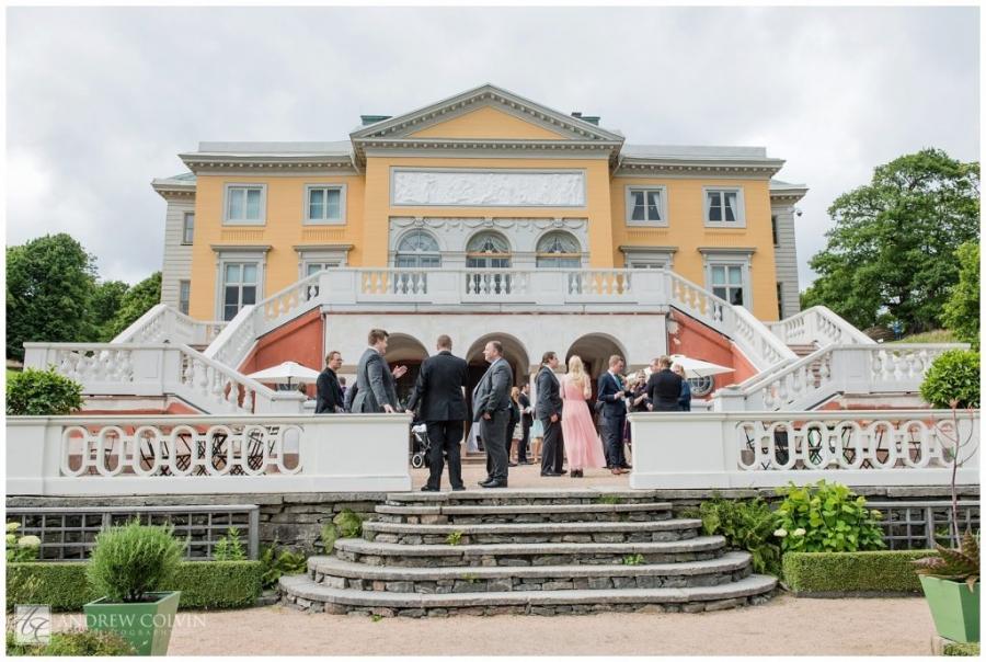 bröllop Gunnebo Slott fotograf